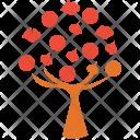 Generic Tree Spring Icon