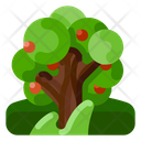 Tree Farm Natural Icon