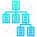 Data Servers Database Icon