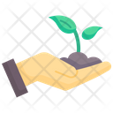Tree Save Environment Icon
