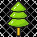 Nature Tree Plantation Icon