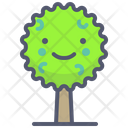 Tree Eco Green Icon