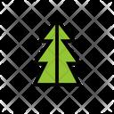 Tree Pine Tree Nature Icon