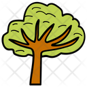 Tree Forest Meadows Icon
