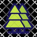 Tree Conifer Evergreen Icon