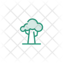 Tree Forest Jungle Icon