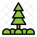 Tree Pine Tree Christmas Tree Icon