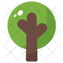 Tree Green Nature Icon