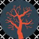 Tree Leaf Autumn Icon