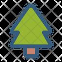 Tree Nature Christmas Icon