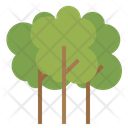 Tree Fruit Farming And Gardening Icon