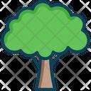 Treem Tree Forest Icon
