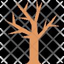 Tree Autumn Ecology Icon