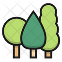 Tree Forest Woods Icon