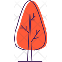 Christmas Nature Plant Icon