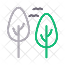 Tree Park Garden Icon