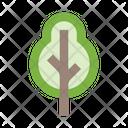 Tree Wood E Icon