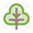 Tree Wood D Icon