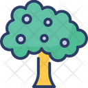 Tree Nature Forest Icon