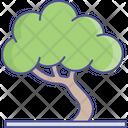 Ash Oak Shrub Icon