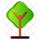 Tree Plant Spring Icon