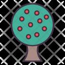 Tree Gardening Icon