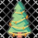 Tree Nature Xmas Icon