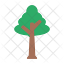 Ecology Forest Gardening Icon