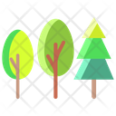Atree Tree Green Icon