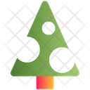 Winter Tree Christmas Icon