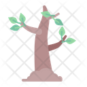 Tree Sprout Growing Icon