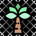 Tree Nature Plant Icon