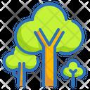 Tree Botanical Nature Icon