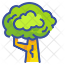 Tree Plant Natural Ecology Spring Season Tree Forest Icon