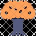 Tree Fruit Farm Icon
