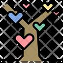 Tree Love Life Icon