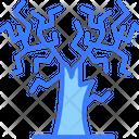 Tree Evil Plant Icon