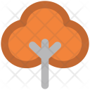 Tree Generic Leafy Icon