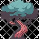 Tree Wood Spring Icon