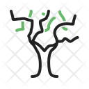 Tree Scary Forest Icon