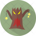 Tree Ghost Mistery Icon