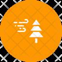 Tree Snow Winter Icon