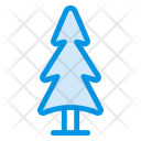 Tree Forest Bloom Icon