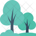 Tree Forest Ecology Icon