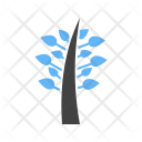 Tree Plant Leaves Icon