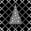 Tree Snow Icon