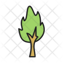 Ecology Scenery Tree Icon