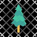 Tree Pine Nature Icon