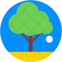 Tree Forest Shrub Icon