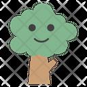 Tree Emoji Icon